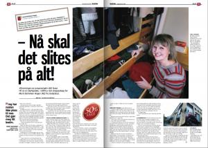 Faksimile Asker og Bærum Budstikke, 18. januar 2014