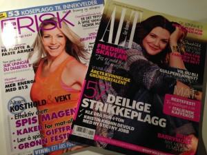 NOV13_Cover Tara Frisk og Alt for damene
