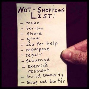 JUNI14_Not-Shopping List